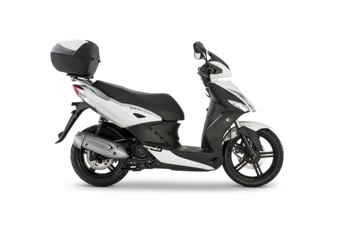 Kymco Agility City - MX Scooter